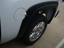 """2007-2013 Chevrolet Silverado Crew Cab 5.8""""Short Bed OE STYLE Fender Flares"""