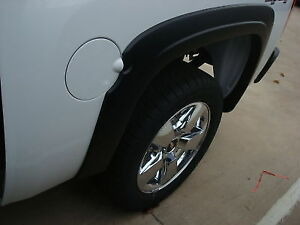 "2007-2013 Chevrolet Silverado 1500 Crew cab 5.8"" Short Bed OE STYLE Fender Flare"