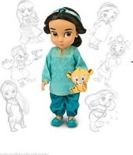 Disney Princess Jasmine Doll Little Animators Toddlers Collection MIB Mark Hemn
