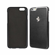 cheap for discount 25624 29f14 Ferrari Carbon Fiber Cell Phone Cases, Covers & Skins for iPhone 6 ...