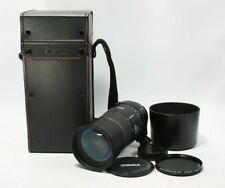 Excellent++ SIGMA Lens APO 135-400㎜ f4.5-5.6 D for Nikon from japan #3936