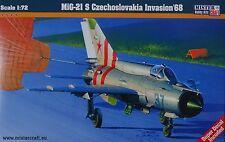 MISTERCRAFT® 030131 MiG-21 S Czechoslovakia Invasion ´86 in 1:72