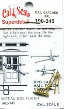 HO SCALE:  CAL-SCALE 345:  MAIL CATCHER