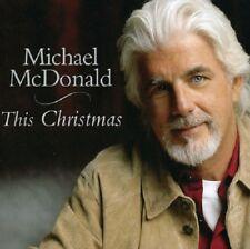 Michael McDonald This Christmas CD NEW SEALED 2009 Doobie Brothers