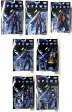 Spawn Movie Action Figure Set of 7 from 1997 New McFarlane Toys Variant Spawn
