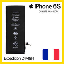 BATTERIE ORIGINALE INTERNE 0 CYCLE POUR IPHONE 6S  NEUVE