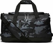 Nike Sport Golf Duffel Bag Black Gray Camouflage