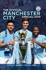 The Official Manchester City FC 2019 Annual NEW Football Book Man City