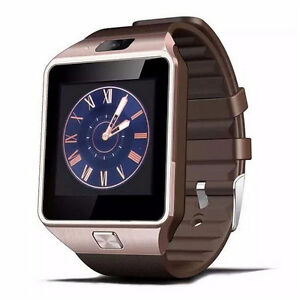 DZ09 Bluetooth Smart Wrist Watch Phone Mate GSM SIM for IOS Anroid HTC iPhone
