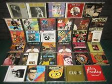 CD Sammlung, Collection: Rock 'n' Roll, Rockabilly - 122 CD's