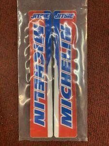 Michelin Fork Stickers