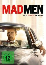 VINCENT KARTHEISER/JON HAMM/+ - MAD MEN SEASON 7  6 DVD NEU