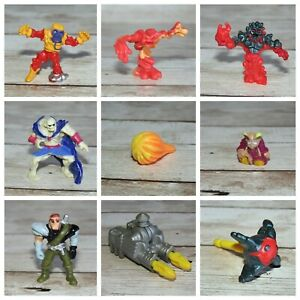 Mighty Max Spare Parts and Figures  Bluebird Toys