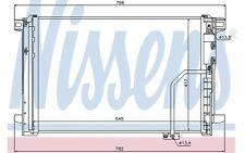 NISSENS Condensador, aire acondicionado VOLKSWAGEN PASSAT MERCEDES-BENZ 940035