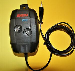 Eheim Air Pump 200; 200l/h; Hmax=200mbar; 230V; Aquariumpumpe