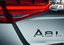 E921 A8L Emblem Badge auto aufkleber schriftzug car Sticker Neu A8 L