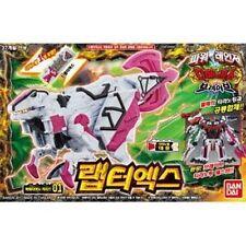 Bandai Power Ranger Dyno Force Brave Raptor X Transformer Robot