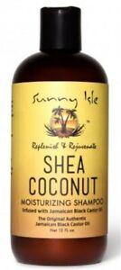 Sunny Isle Shea Coconut Moisturizing Shampoo 12 oz.