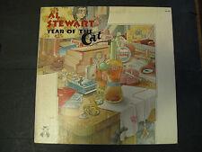 "Al Stewart - ""Year of the Cat -  Original Vinyl LP 1976 Janus Records (JXS 1022)"