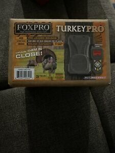 FOXPRO Turkey Pro American Made Electronic Game Call