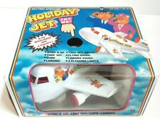 Chain Fong Toys Battery Operated Holiday Jet With Sound & Light