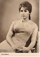 uralte AK Deutsche Schauspielerin Marita Böhme //37