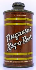 Duquesne Keg-O-Beer Conetop 159-24 High Grade