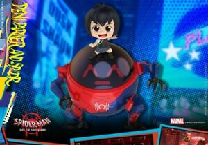 Hot Toys COSB641 Peni Parker & Spider Spider-Man Into the Spider-Verse Figure