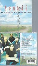 CD--NOMADI--UNA STORIA DA RACCONTARE