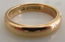 Wedding Ring Rose Gold Vintage Fine Jewellery
