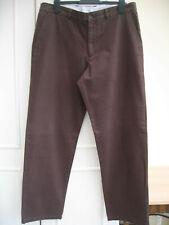 "Jaeger Trousers 34"" X 32"" Men's Brown"