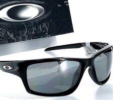 NEW* Oakley CANTEEN Black POLARIZED Black Iridium Grey lens Sunglass 9225-01