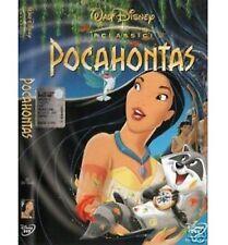 DISNEY DVD Pocahontas - classico n. 33