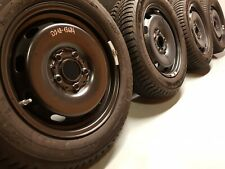 4x Orig Mini One Cooper F55 F56 F57 Felgen Winterreifen 175/65 R15 RDCI 7,5mm