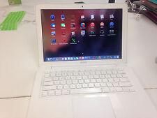 """UNIBODY Apple MacBook 13"""" intel loaded 500gb /4GB Loaded, logic pro Final Cut"""