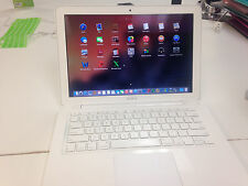 "Apple MacBook 13"" 250GB/4GB Loaded, ableton logic pro / finalcut - a1342 UNIBODY"
