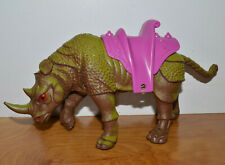 Vintage DRAGONS KNIGHTS & DAGGERS RHINO AVENGER Action Figure 1984 MOTU KO