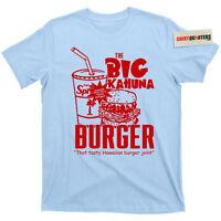 Pulp Fiction Big Kahuna Burger Jules Winnfield Vincent Vega shake shack T Shirt