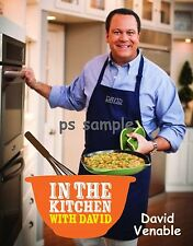DAVID VENABLE - In the Kitchen with David - FLEXIBLE FRIDGE MAGNET