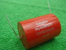 50 Audiophiler MKP 10uF 400V DC audio grade capacitor