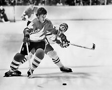 Bobby Orr - Team Canada 1976, 8x10 B&W Action Photo