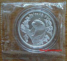 1997 Silver panda coin for the Founding of Chongqing Municipality,with COA&Box