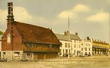 ALDEBURGH(Suffolk) : Moot Hall & White Lion Hotel-M&L NATIONAL series
