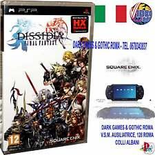 Square Enix Dissidia Final Fantasy PSP - Ppu-ffdi