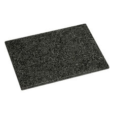 Premier Housewares Speckled Granite Chopping Board - 40 X 30 Cm Black