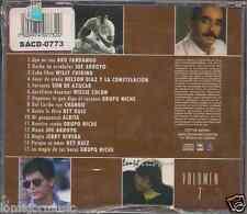 RARE salsa CD JOE ARROYO son de azucar CHANGO grupo niche REY RUIZ Willie Chirin