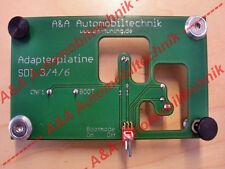 Adapterplatine SDI 3/4/6 für Porsche Siemens SDI 3, 4 und 6 Bootmode schaltbar