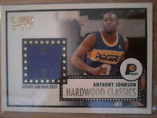 2005-06 Topps Style Hardwood Classics Anthony Johnson Game-Worn Jersey Card