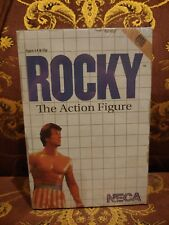 Rocky The Action Figure Video Game Style NECA Reel Toys Mint MGM Boxing 2014