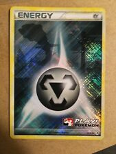 Metal Energy 95/95 Call of Legends League Promo - Holo Near Mint Pokemon Steelix